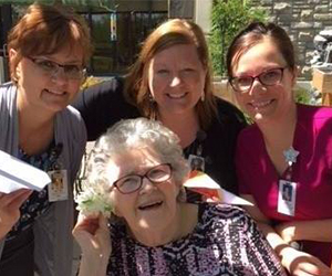Long Term Care Center scores #2 in statewide Family Satisfaction Survey
