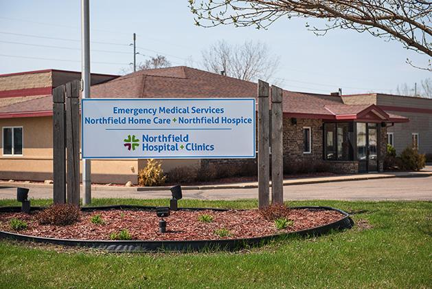 Emergency Medical Services Building at North field Hospital