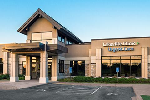 Lakeville Clinic Urgent Care Building