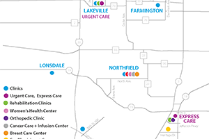 Faribault Clinic moves to new, expanded location in October