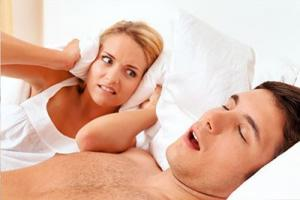 Is that snoring actually sleep apnea?