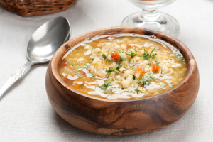 Turkey and White Bean Soup Recipe