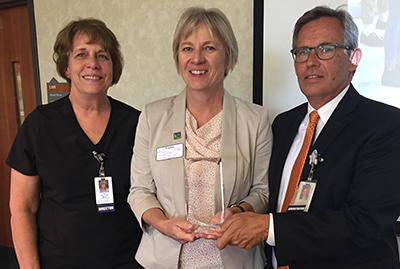 LifeSource honors Northfield Hospital for organ donations
