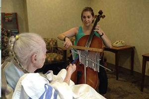 Got music? Share your talents with Northfield Hospice